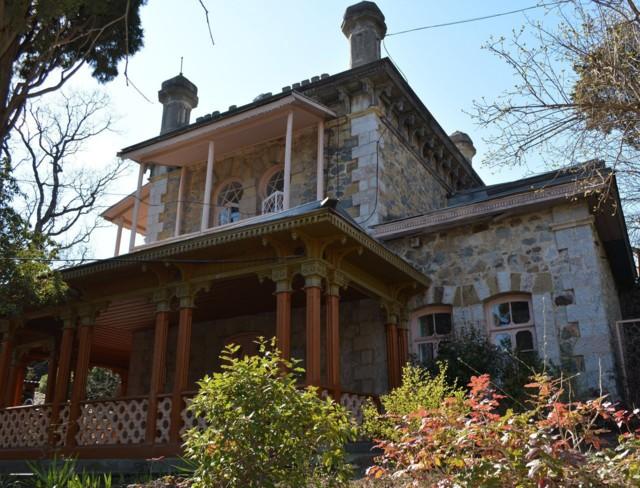 Музей-усадьба А. Н. Бекетова в Алуште