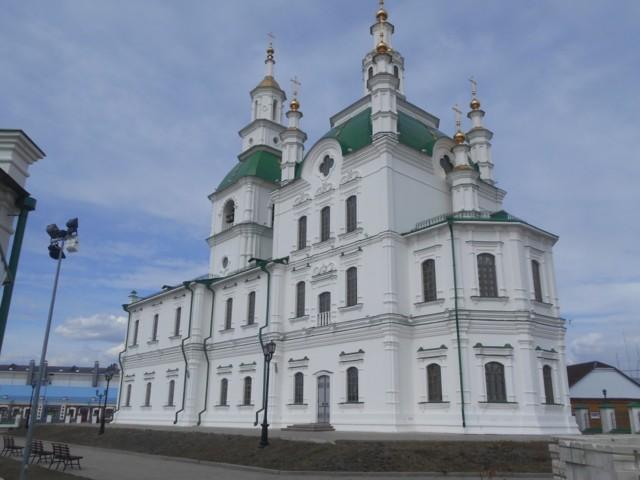 Собор Сретения Господня в Ялуторовске