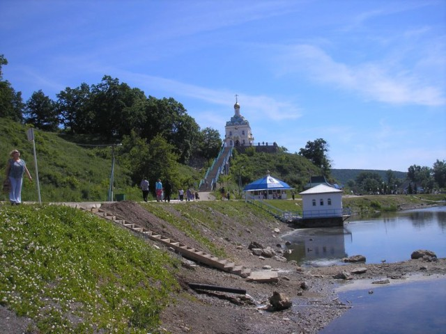 Богородице-Табынский женский монастырь в Курорте