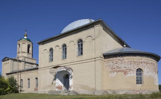 Церковь Кирилла Белозерского в Кислянском