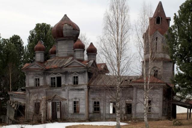 Церковь Николая Чудотворца в Монастыре