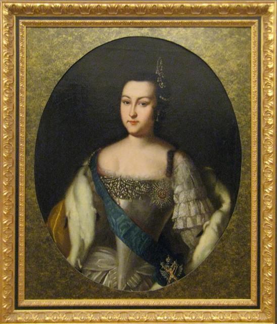 Мекленбург-Шверинская Елизавета Катерина Кристина
