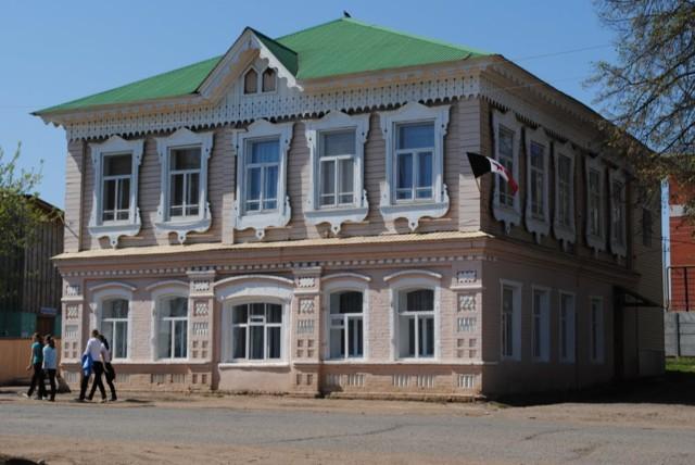 Вавожский районный краеведческий музей