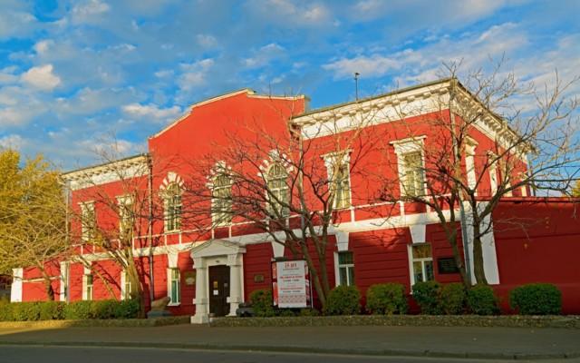 Алтайский государственный краеведческий музей в Барнауле