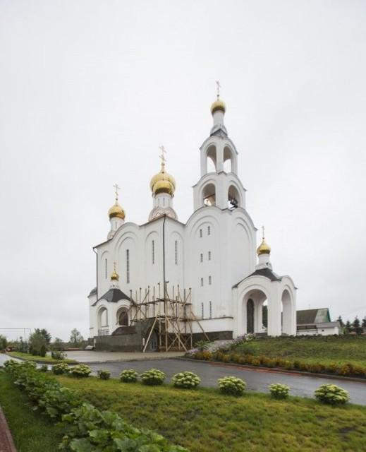 Варсонофиевский монастырь в Покровском Селище