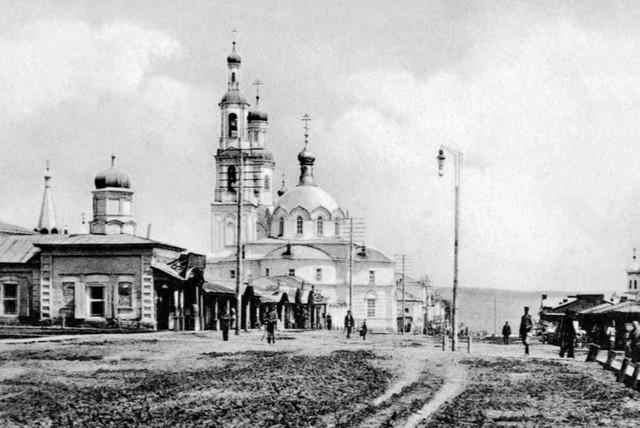 Петропавловский мужской монастырь в Саранске