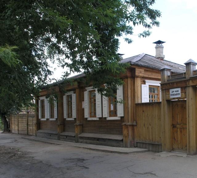 Дом-музей В. К. Кюхельбекера в Кургане