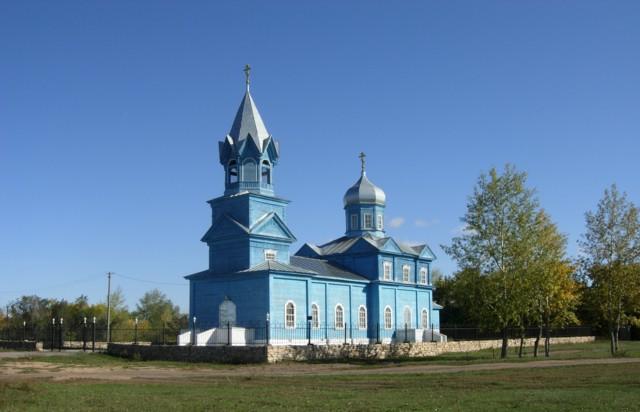 Церковь Рождества Христова в Кацбахском