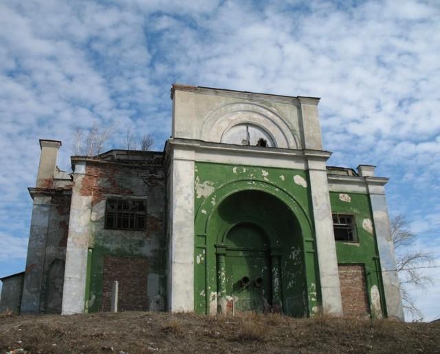 Церковь Троицы Живоначальной в Кыштыме