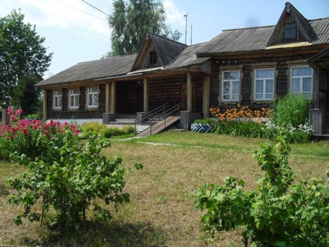 Литературно-художественный музей им. Н.В. Игнатьева в деревне Чаломкино