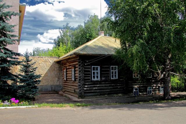 Дом-музей С. М. Кирова в Уржуме