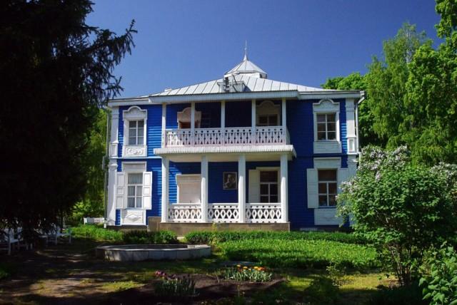 Музей-заповедник С. В. Рахманинова в Ивановке