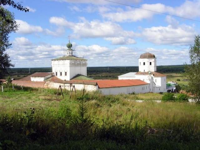 Вознесенский Троицкий монастырь в Соликамске