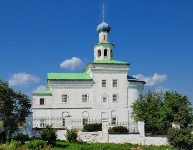 Церковь Иоанна Богослова в Чердыне