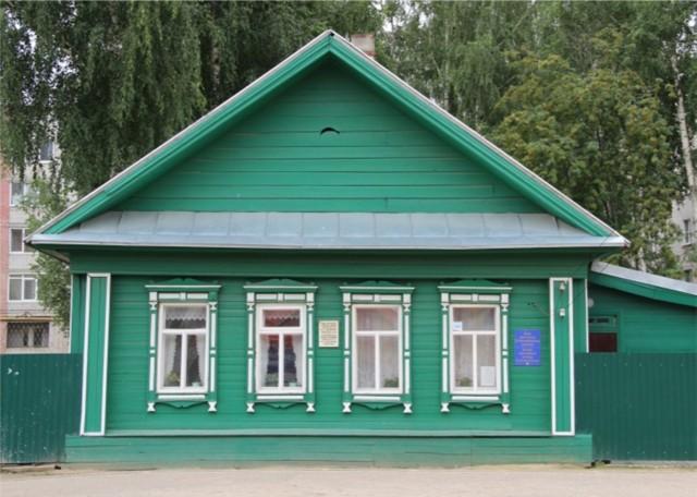 Дом-музей И. С. Ключникова-Палантая в Йошкар-Оле