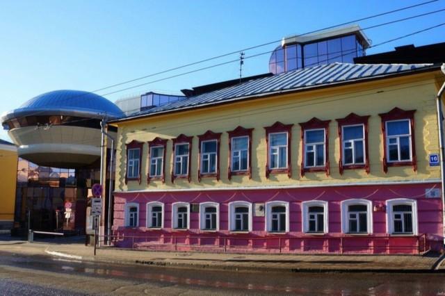Музей К. Э. Циолковского, авиации и космонавтики в Кирове