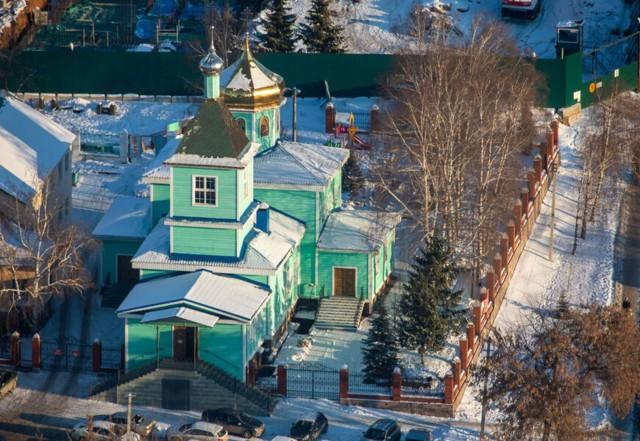 Собор Сергия Радонежского в Уфе