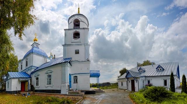 Церковь Покрова Пресвятой Богородицы в Каменном Броде