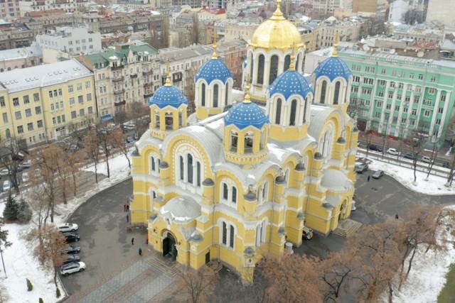 Собор Владимира равноапостольного в Киеве