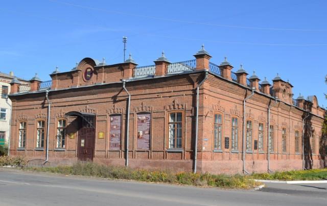 Шадринский краеведческий музей им. В. П. Бирюкова