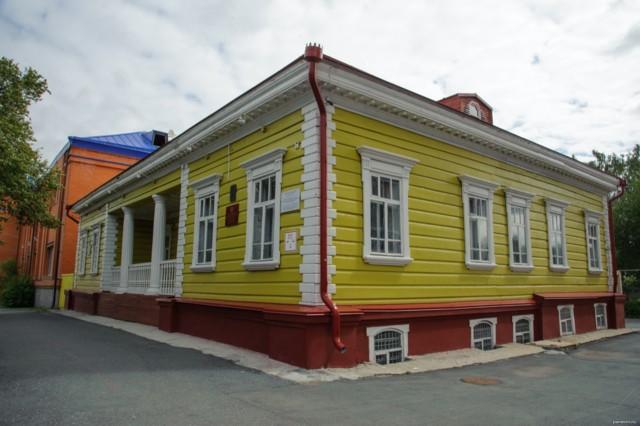 Дом-музей декабристов в Кургане