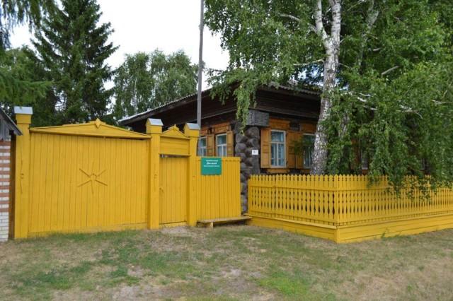 Дом-музей Т. С. Мальцева в Мальцево