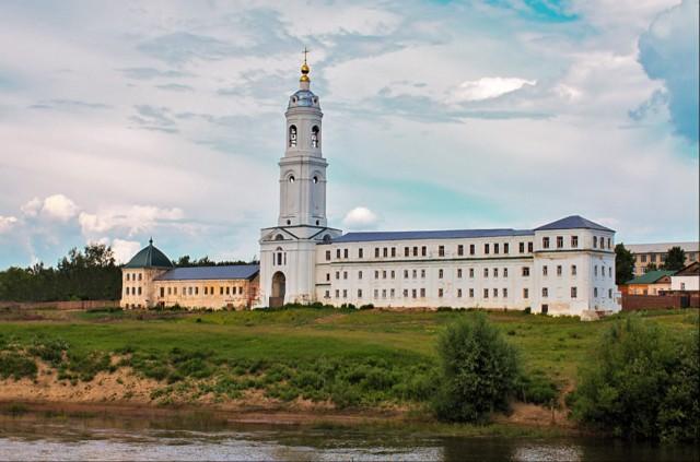 Спасо-Преображенский мужской монастырь в Преображенском