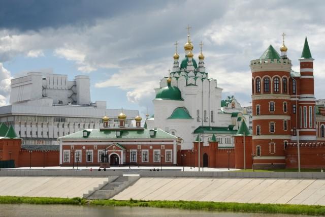 Музей истории православия в Йошкар-Оле