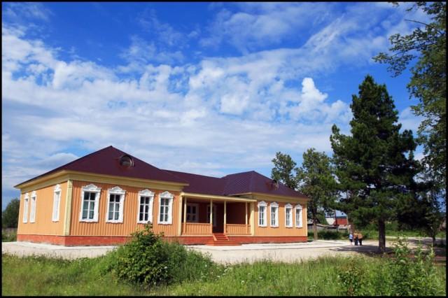 Дом-музей Пастернака в Александровске