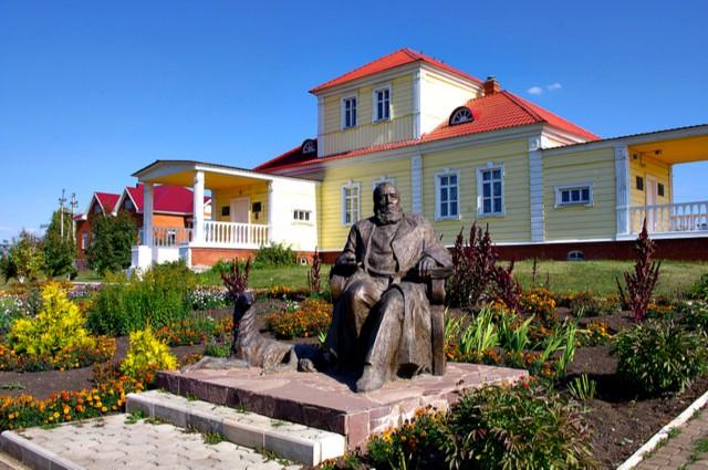 Музей семьи Аксаковых в селе Надеждино