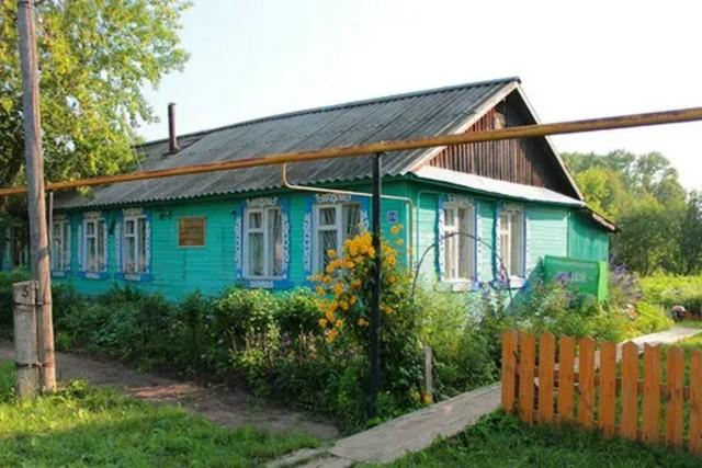 Мухинский сельский историко-краеведческий музей-филиал