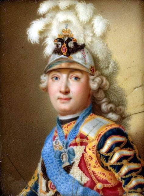 Орлов Григорий Григорьевич