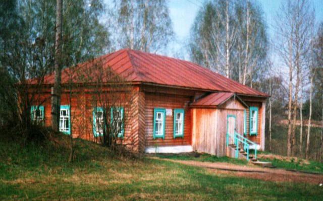 Дом-музей Кузебая Герда в Большой Гурезь-Пудге