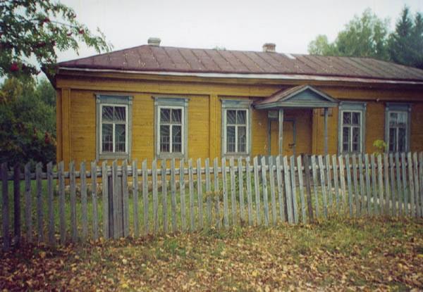 Литературно - краеведческий музей им. Н. И. Казакова в селе Кутюк-Кинар