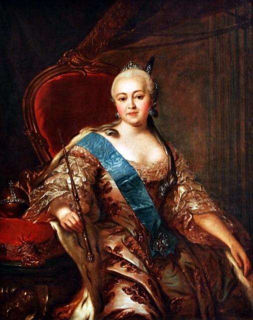 Романова Елизавета Петровна