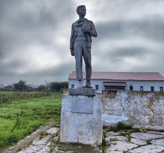 Музей пионера К. Мяготина в Колесниково