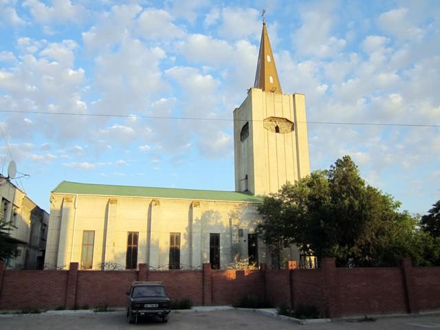 Церковь Захарии и Елисаветы в Черноморском