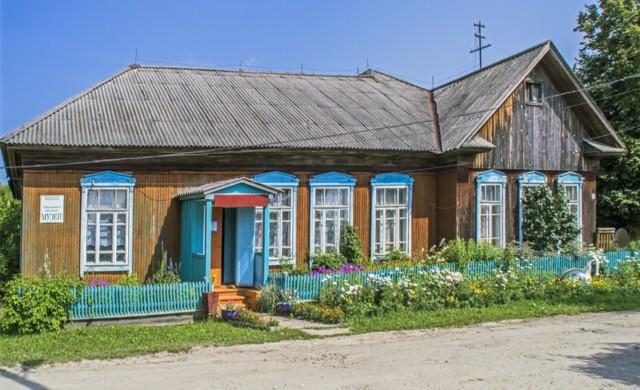 Лебяжский районный краеведческий музей
