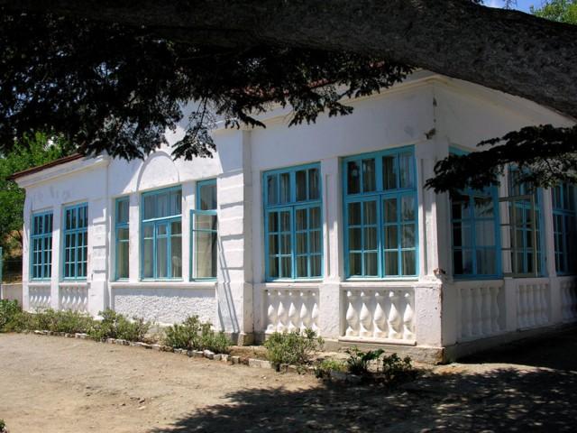 Музей писателя И. С. Шмелёва в Алуште