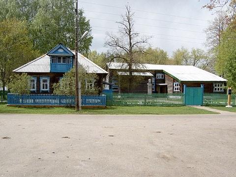 Мемориальный дом-музей С.Г. Чавайна в деревне Чавайнур