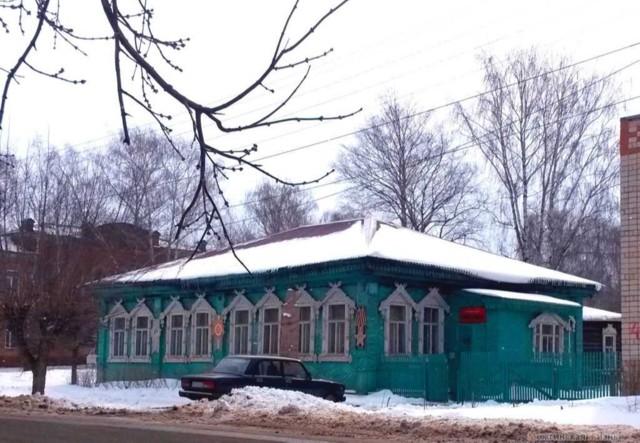 Музей «Набат Памяти» в Можгах