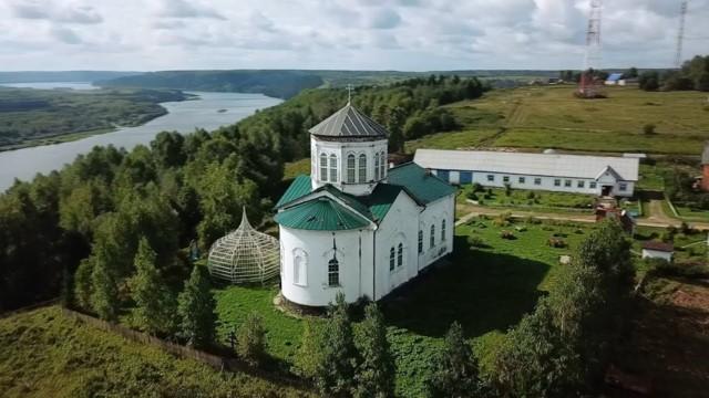 Церковь Успения Пресвятой Богородицы в Успенке