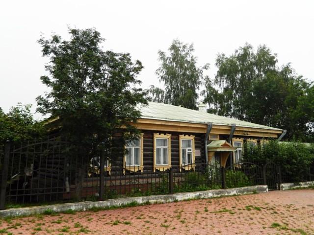 Мемориально-литературный музей А. П. Бондина в Нижнем Тагиле