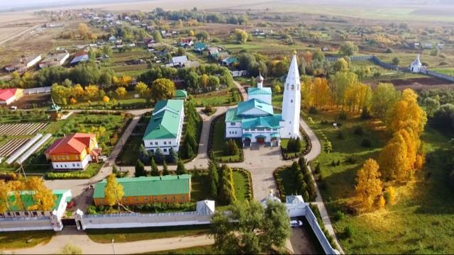 Мироносицкий женский монастырь в Ежово