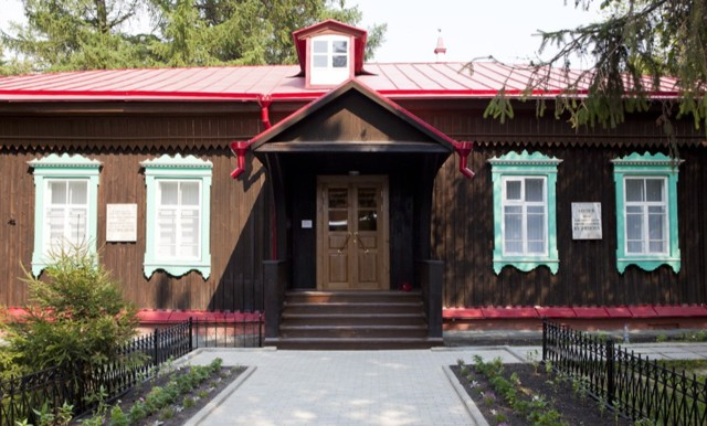 Музей разведчика Николая Ивановича Кузнецова в Талице