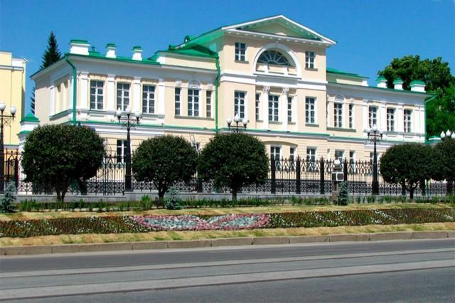 Музей истории камнерезного и ювелирного искусства в Екатеринбурге