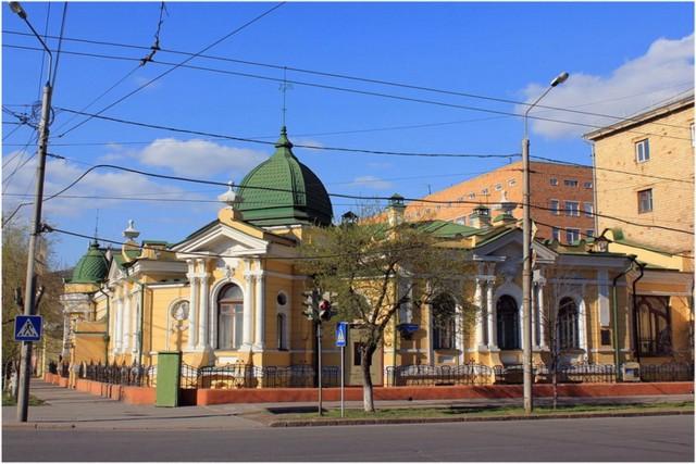 Красноярский художественный музей имени В. И. Сурикова