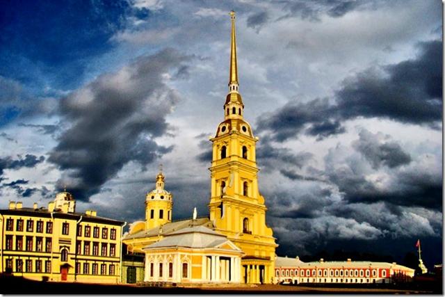 Петропавловский собор - колыбель Санкт-Петербурга