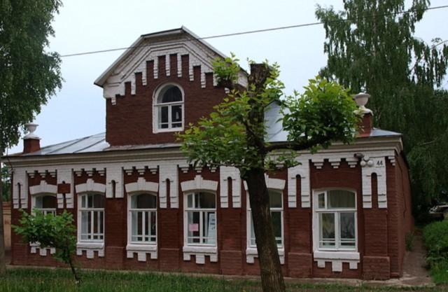 Дом-музей А. С. Грина в Кирове