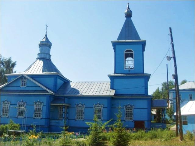 Куриловский Тихвинский женский монастырь